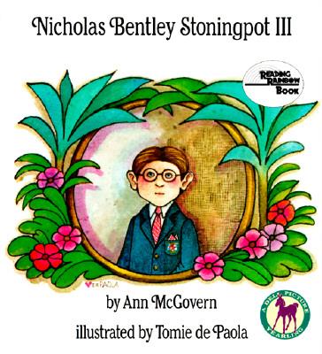 Nicholas Bentely Stoningpot III