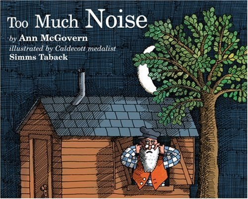 Image result for children's books too much noise