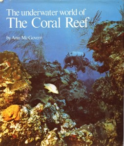 underwater world of the coral reed