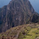 The great ruins of Machu Picchu, Peru.